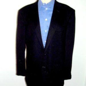 GIORGIO ARMANI BLACK LABEL Cashmere blazer 42